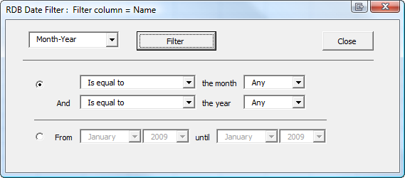 Table Tools Add-in for Excel 2007-2016